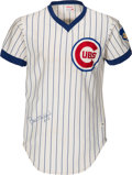 Baseball Collectibles:Uniforms, 1974 Bill Madlock Game Worn Chicago Cubs Jersey - Rookie of the Year Season. ...