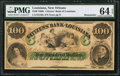 Obsoletes By State:Louisiana, New Orleans, LA- Citizens' Bank of Louisiana $100 18__ Remainder. ...