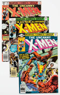 Bronze Age (1970-1979):Superhero, X-Men Group of 18 (Marvel, 1976-81) Condition: Average VF/NM....(Total: 18 Comic Books)