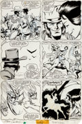 Original Comic Art:Panel Pages, Dave Cockrum and Bob Wiacek X-Men #162 Page 3 Original Art(Marvel, 1982)....