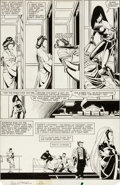 Original Comic Art:Panel Pages, Paul Smith and Bob Wiacek X-Men #172 Page 14 Original Art(Marvel, 1983)....
