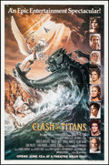 "Movie Posters:Fantasy, Clash of the Titans (MGM, 1981). One Sheet (27"" X 41"") AdvanceStyle B. Fantasy.. ..."