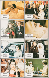 """Ash Wednesday & Other Lot (Paramount, 1973). Lobby Card Sets of 8 (2 Sets) (11"""" X 14""""). Drama. ... (Total:..."""