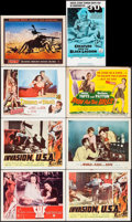 """Movie Posters:Fantasy, She & Others Lot (RKO, R-1949). Lobby Cards (5), Title LobbyCard, College Poster (8.5"""" X 14""""), & Reproduction Lobby Card(1... (Total: 8 Items)"""