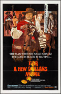 "Movie Posters:Western, For a Few Dollars More (United Artists, 1967). One Sheet (27"" X 41""). Western.. ..."