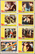 """Movie Posters:War, In Love and War & Others Lot (20th Century Fox, 1958). LobbyCard Sets of 8 (2 Sets) (11"""" X 14""""), Color Photo & Photos (10)... (Total: 26 Items)"""