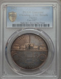 Algeria, Algeria: French Colony silver Medal 1852 UNC Details (Cleaning)PCGS,...