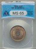 British West Africa, British West Africa: British Colony Pair of Certified Coins,...(Total: 2 coins)