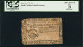 Colonial Notes:South Carolina, South Carolina December 23, 1776 $3 PCGS Apparent Fine 15.. ...