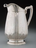 Silver Holloware, American:Pitchers, A Reed & Barton Silver Pitcher, Taunton, Massachusetts, circa1929. Marks: (eagle-R-lion), STERLING, 1025C, 4 1/2PINTS,...