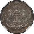 German States:Hamburg, German States: Hamburg. Free City 2 Mark 1905-J MS65 NGC,...