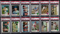 Baseball Cards:Sets, 1973 Topps Baseball Complete Set (660) Plus Team Checklist Set (24). ...