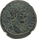 Ancients:Roman Provincial , Ancients: SYRIA. Decapolis. Gadara. Commodus (AD 177-192). Æ32(20.05 gm). NGC VF 4/5 - 3/5....