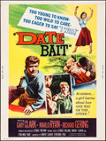 "Movie Posters:Bad Girl, Date Bait & Others Lot (Filmgroup, 1960). Posters (3) (30"" X40""). Bad Girl.. ... (Total: 3 Items)"