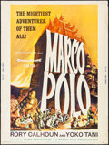 "Movie Posters:Adventure, Marco Polo & Others Lot (American International, 1962). Posters(8) (30"" X 40""). Adventure.. ... (Total: 8 Items)"