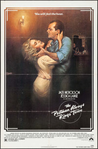 """The Postman Always Rings Twice & Other Lot (Paramount, 1981). One Sheets (2) (27"""" X 41""""). Film Noir..."""