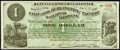 Obsoletes By State:Iowa, Newton, IA- Chicago, Burlington and Pacific Rail Road Company $1Apr. 1, 1882 . ...