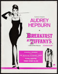 "Movie Posters:Romance, Breakfast at Tiffany's (Paramount, 1961). European British Premiere Program (32 Pages, 8.5"" X 11""). Romance.. ..."