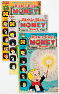 Bronze Age (1970-1979):Cartoon Character, Richie Rich Money World File Copies Box Lot (Harvey, 1972-82) Condition: Average NM-....