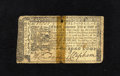 Colonial Notes:Maryland, Maryland March 1, 1770 $1/2 Very Fine. The body of this Maryland note grades Very Fine even though the note is tape repaired...
