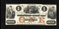 Obsoletes By State:Iowa, Lyons City, IA- Treasurer of Lyons City $1 Jan. 3, 1859. Anendorsement is found on the back of this Choice Crisp Uncircul...