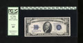 Small Size:Silver Certificates, Fr. 1704* $10 1934C Silver Star Certificate. PCGS Gem New 65. This well centered Star has ample margins that reveal a paper ...