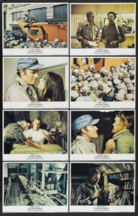 """Soylent Green (MGM, 1973). Lobby Card Set of 8 (11"""" X 14""""). Science Fiction. ... (Total: 8 Items)"""