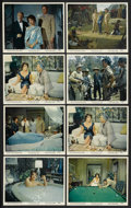 "Movie Posters:War, Never So Few (MGM, 1959). Color Stills (8) (8"" X 10""). War. ...(Total: 8 Items)"