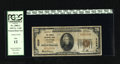 National Bank Notes:Colorado, Denver, CO - $20 1929 Ty. 1 The Denver NB Ch. # 3269. The bankofficers are Harvey S. Ingram and Geo. B. Harrison. . P...