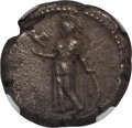 Ancients:Greek, Ancients: PAMPHYLIA. Side. Ca. 400-380 BC. AR stater (10.39 gm).NGC XF 5/5 - 3/5, Fine Style, scuff....