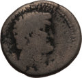 Ancients:Roman Provincial , Ancients: SYRIA. Antioch(?). Cleopatra and Marc Antony, rulers ofthe East (39-31 BC). AR tetradrachm (13.65 gm).VG. ...