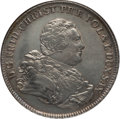 German States:Saxony, German States: Saxony. Friedrich Christian Taler 1763-IFoF AU Details (Surface Hairlines) NGC,...