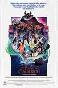 "Movie Posters:Animation, The Black Cauldron & Other Lot (Buena Vista, 1985). One Sheets(2) (27"" X 41""). Animation.. ... (Total: 2 Items)"