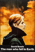 """Movie Posters:Science Fiction, The Man Who Fell to Earth (Cinema 5, 1976). One Sheet (27"""" X 41"""").Science Fiction.. ..."""