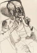 Fine Art - Work on Paper:Print, Alice Neel (American, 1900-1984). Sam, 1979. Lithograph. 34 x 24 inches (86.4 x 61.0 cm) (sheet). Ed. 3/10. Signed, date...