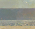 Fine Art - Painting, American:Contemporary   (1950 to present)  , J. Spedding (American, 20th Century). Calming Shores. Oil oncanvas. 20 x 24 inches (50.8 x 61.0 cm). Signed lower left:...