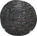 Mexico, Mexico: Carlos & Johanna 4 Reales M-R (1536) VF Details(Saltwater Damage) NGC,...