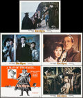 "Movie Posters:Adventure, Dr. Syn Alias the Scarecrow & Other Lot (Buena Vista, R-1975).Lobby Card Set of 5 & Lobby Card Set of 8 (11"" X 14"").Advent... (Total: 13 Items)"