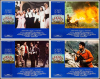 "The Deer Hunter (Universal, 1978). Lobby Card Set of 4 (11"" X 14""). Drama. ... (Total: 4 Items)"