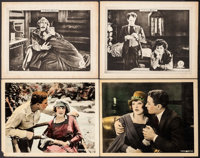 """Peck's Bad Girl & Other Lot (Goldwyn, 1918). Lobby Cards (4) (11"""" X 14""""). Comedy. ... (Total: 4 Items)"""
