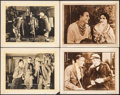 """Movie Posters:Western, Nan of Music Mountain & Other Lot (Paramount, 1917). Lobby Cards (4) (11"""" X 14""""). Western.. ... (Total: 4 Items)"""