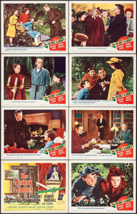 "The Secret Garden (MGM, 1949). Lobby Card Set of 8 (11"" X 14""). Drama. ... (Total: 8 Items)"