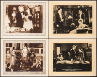 """Sapho & Other Lot (Paramount, 1919). Lobby Cards (4) (11"""" X 14""""). Drama. ... (Total: 4 Items)"""