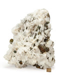 Minerals:Cabinet Specimens, Baryte. Meikle Mine. Bootstrap District. Elko Co.. Nevada, USA. 14.96 x 11.42 x 5.51 inches (38.00 x 29.00 x 14.00 cm). ...