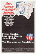 """Movie Posters:Thriller, The Manchurian Candidate (United Artists, 1962). One Sheet (27"""" X 41"""") & Pressbook (12 Pages, 13"""" X 18""""). Thriller.. ... (Total: 2 Items)"""