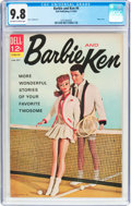 Silver Age (1956-1969):Romance, Barbie and Ken #4 (Dell, 1963) CGC NM/MT 9.8 Off-white to whitepages....