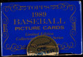 Baseball Cards:Sets, 1989 Topps Tiffany Traded Set (132) With Ken Griffey Jr....