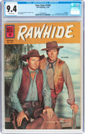 Silver Age (1956-1969):Western, Four Color #1202 Rawhide (Dell, 1961) CGC NM 9.4 Off-whitepages....