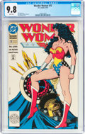 Modern Age (1980-Present):Superhero, Wonder Woman #72 (DC, 1993) CGC NM/MT 9.8 White pages....