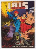 Golden Age (1938-1955):Science Fiction, Ibis The Invincible #3 (Fawcett Publications, 1945) Condition:FN-....